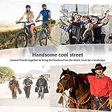 Sports Headband Bandana - Outdoors Headwear, Wide Headband, Multifunctional Headwear, Causual Headwear Seamless bandana Breathable Headband Headwrap for Women Men