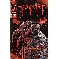 Pitt #5 VF/NM ; Image comic book