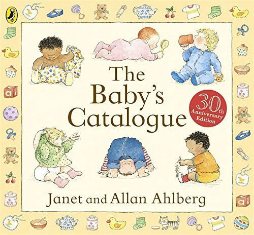 The Baby's Catalogue by Ahlberg, Allan Re-issue Edition (2012) -