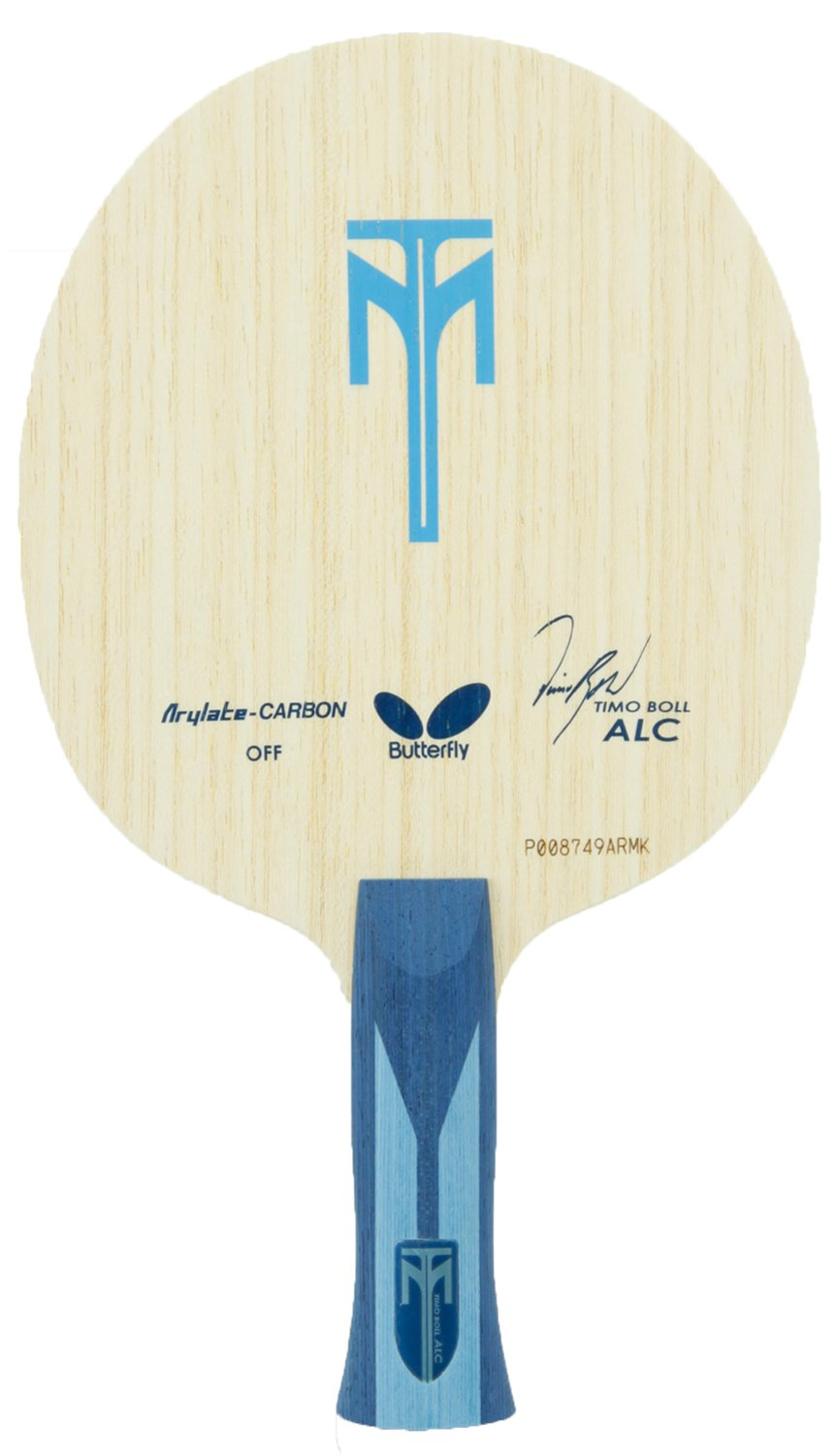 Butterfly Timo Boll Alc-AN Blade with Anatomic Handle