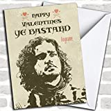 Got Jon Snow Valentine Funny Game Of Thrones Valentines Personalized Card