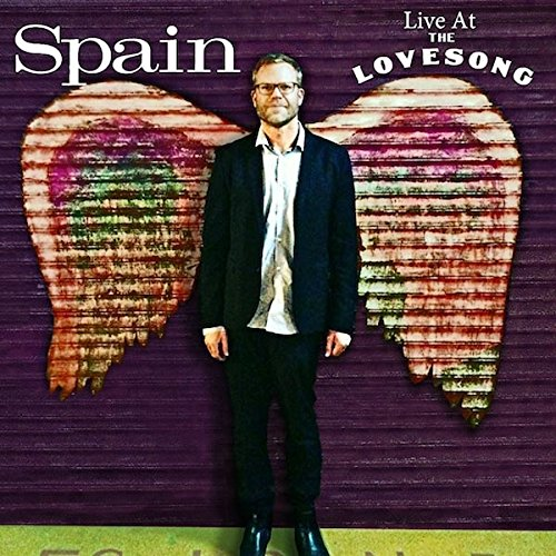 Spain - Live At The Lovesong (CD)