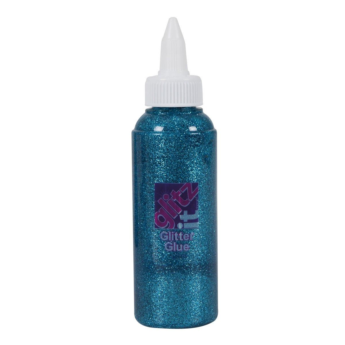 Colla glitter Glitz It Light Blue Docrafts GLT43222