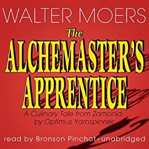 The Alchemaster's Apprentice Audiobook