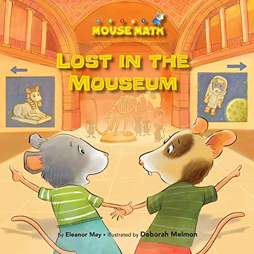 Lost in the Mouseum: Left / Right (Mouse Math)