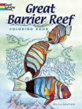 img - for Great Barrier Reef Coloring Book (Dover Nature Coloring Book) book / textbook / text book