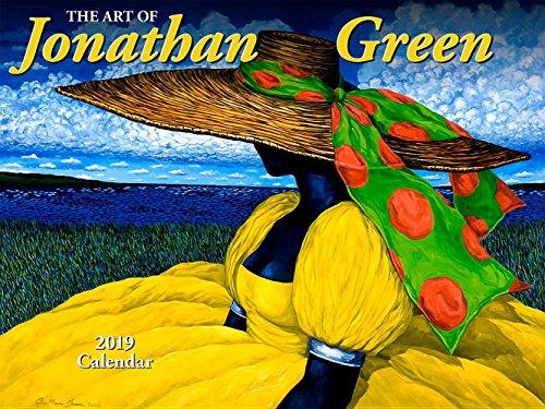 Art of Jonathan Green 2019 Calendar