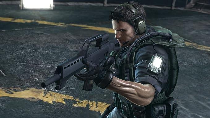 Resident Evil: Revelations [Importación Alemana]: nintendo ...