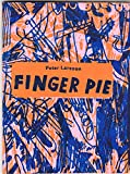 : FINGER PIE - Hockey Rawk # 48: 26 stories and poems inspired by the drawings of Peter Larsson