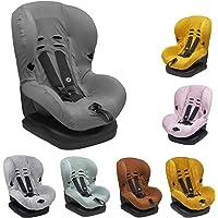 Meyco Baby VELVET/BASE ** Funda universal suave y acogedora ** 100% algodón transpirable ** Sistema de cinturón de 3 y 5…
