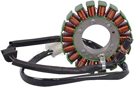 WildBee Engine Ignition Stator Coil Magneto for Yamaha 5UH-81410-00 2P5-81410-00 5KM-81410-00 5GH-81410-00 5ND-81410-00 YXR660FA Rhino 660 2004-2007