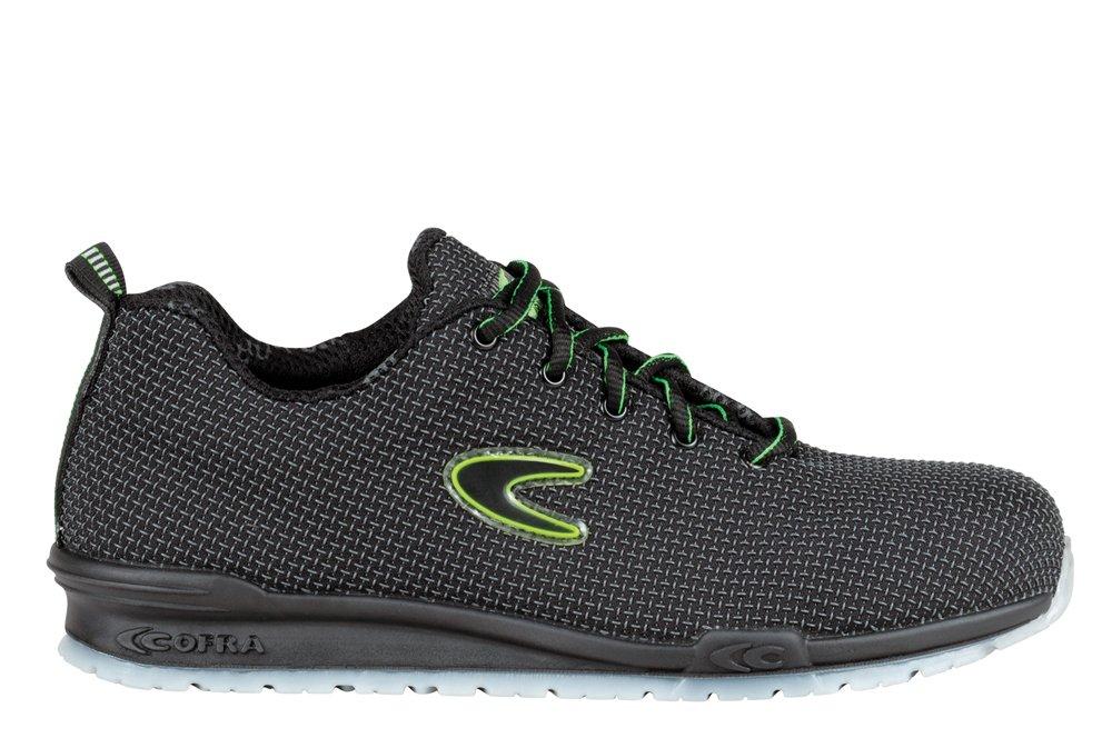 Cofra-Monti S3SRC - Chaussures sans coutures de sécurité anti-coupures, taille 42