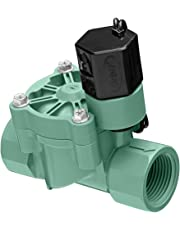 Orbit 3/4 Inch Sprinkler Valve - Female Threaded Automatic Inline Irrigation System - 57280