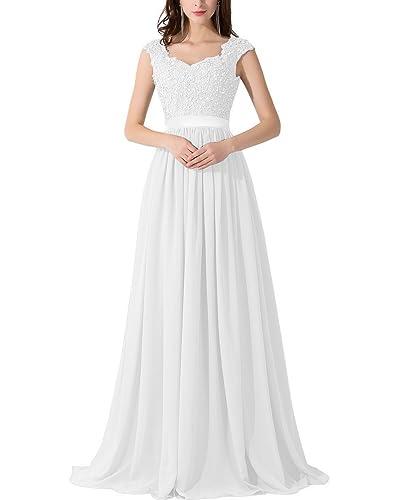 VaniaDress Women Applique Beading Long Evening Dress Formal Gowns V007LF