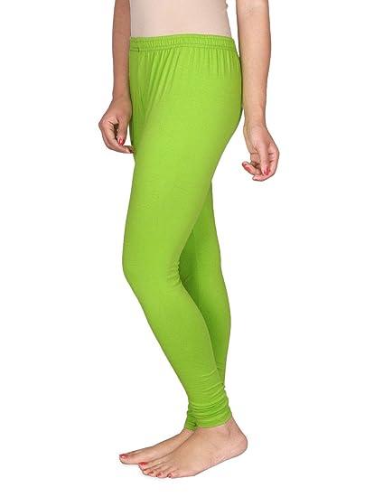 e60493894fe0d Amazon.com: Indian Women's Churidar Stretchable Shining Leggings ...