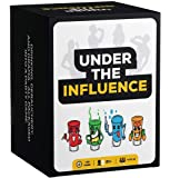 Under The Influence: Fun Drinking Games for Adults - Best Party Card Game Ever (Over 10 Games in 1)