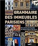 Image de Grammaire des immeubles parisiens (French Edition)