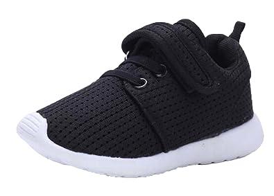 Chaussures 23 Wuiwuiyu Noir Sport Mixte Enfant Outdoor Multisports 7BxBE