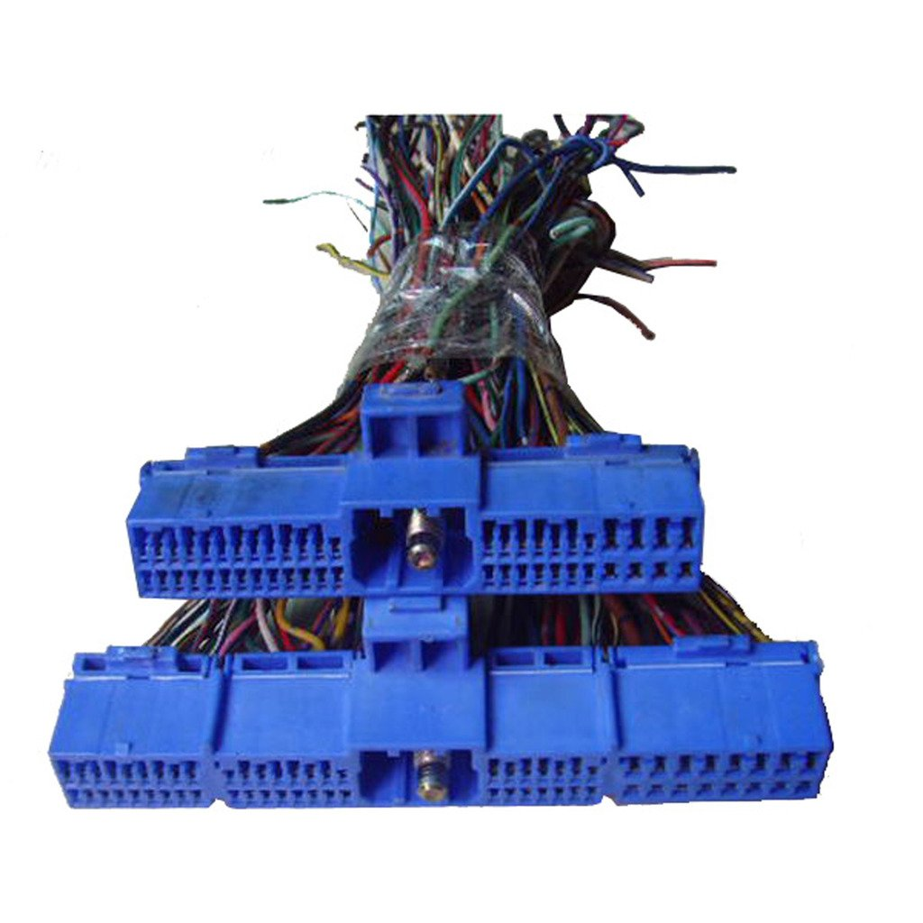 SINOCMP Excavator PVC EPC Controller Connector Wireharness Plug for Hitachi EX200-2 EX200-3 Controller Parts, 3 Month Warranty by SINOCMP