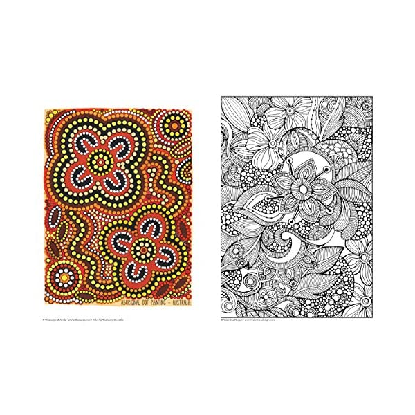 Ultimate Coloring Book Treasury: Relax, Recharge, and