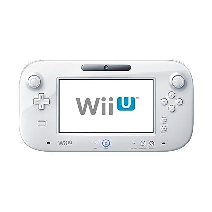 Nintendo Wii U GamePad White (Renewed)