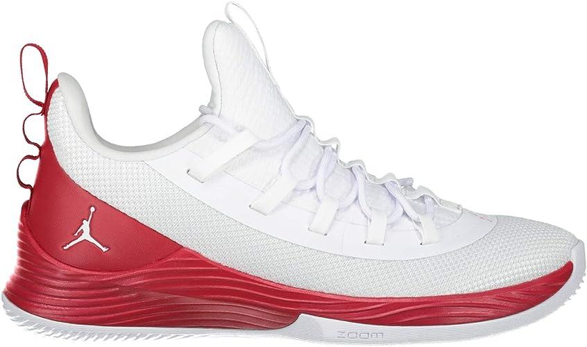 Jordan Nike Men's Ultra Fly 2 Low White
