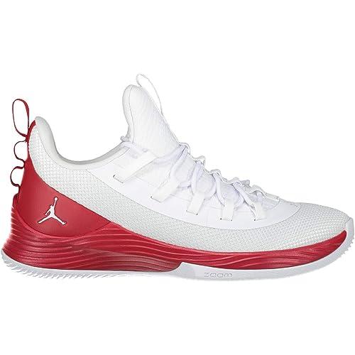 be08d37d2a561 Jordan Ultra Fly 2 Low- Scarpa Uomo Basket - AH81110 101 (EU 45.5 ...