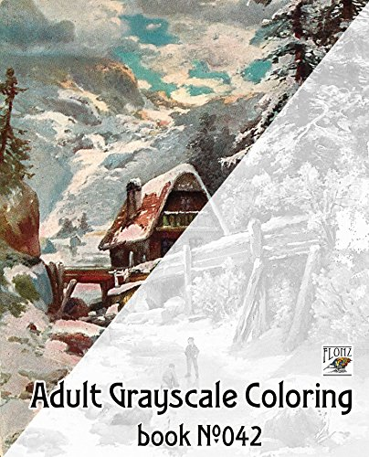 Adult Coloring Book (24 pages 8