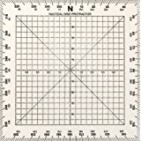 Weems & Plath Marine Navigation Square Protractor (5-Inch)