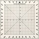 : Weems & Plath Marine Navigation Square Protractor (5-Inch)