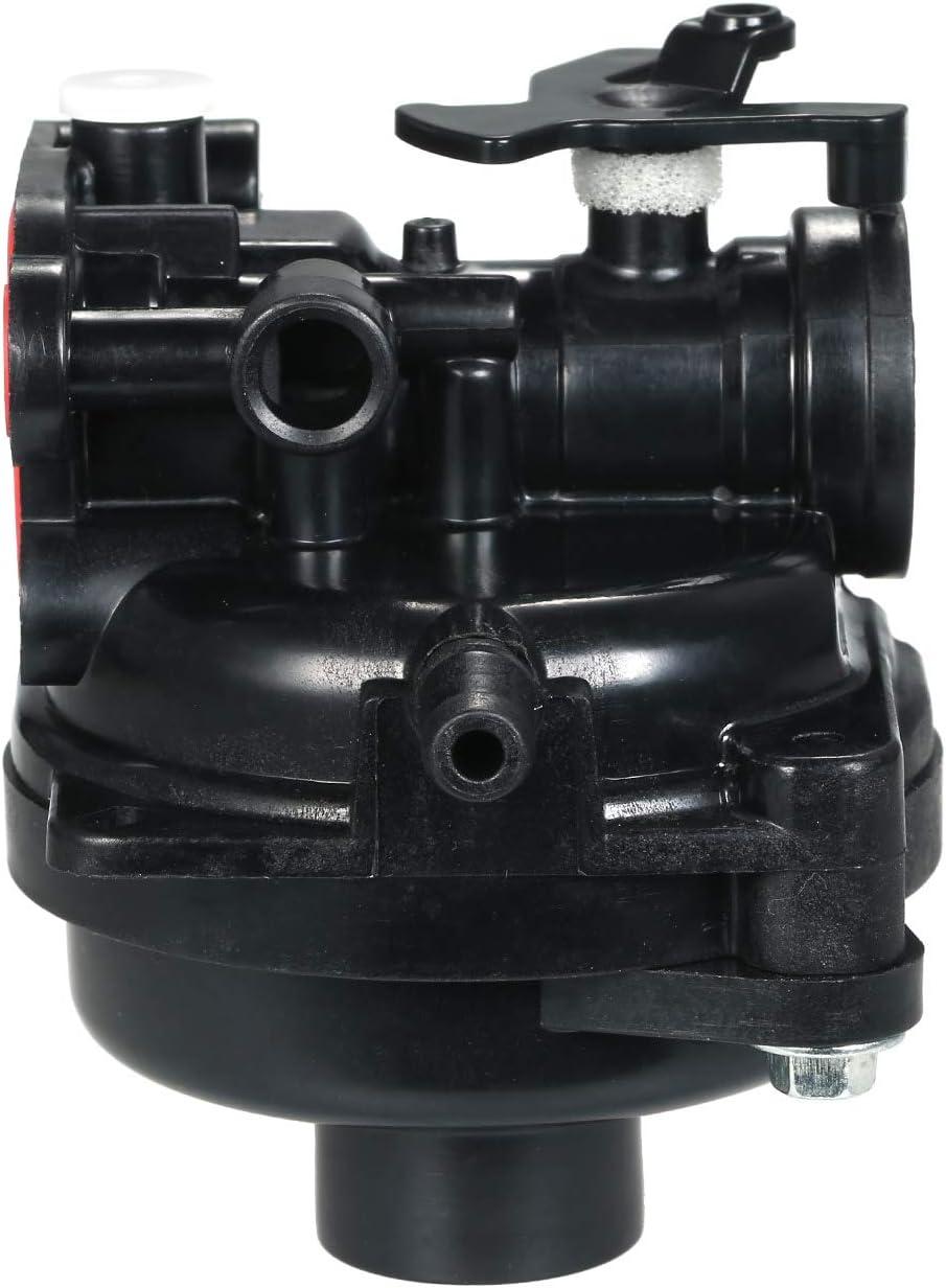 Carburateur Remplacement pour les Moteurs Verticaux Briggs /& Stratton 300E 450E 08P502 8P502 593261 Tondeuse /à Gazon /à Carburateur KKmoon Briggs and Stratton Carburateur