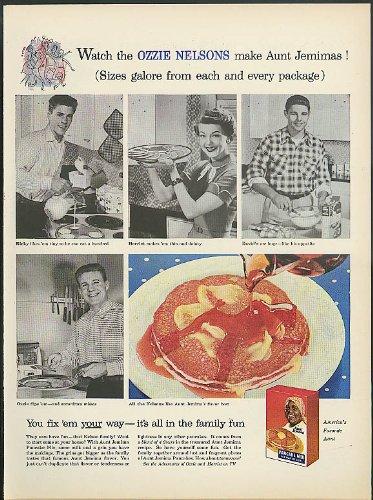 ozzie-harriet-for-aunt-jemima-pancake-mix-ad-1956