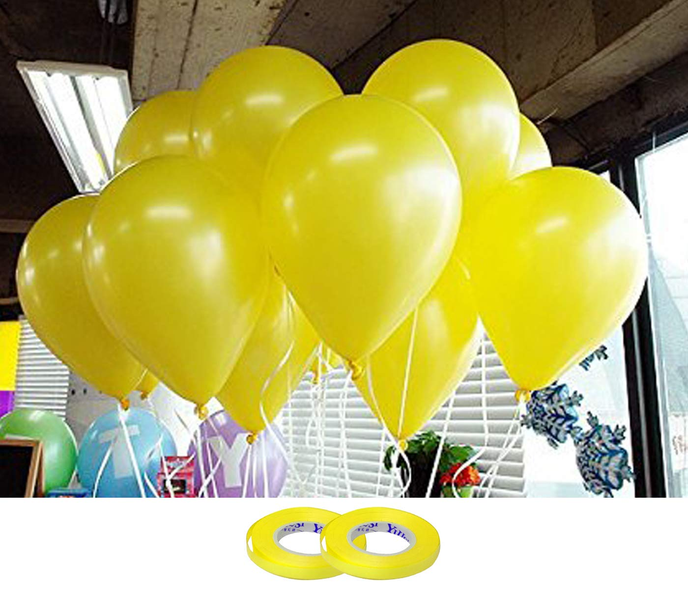 AMFIN (Pack Of 50) Balloons