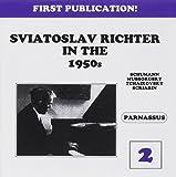Sviatoslav Richter in the 1950s, Volume 2