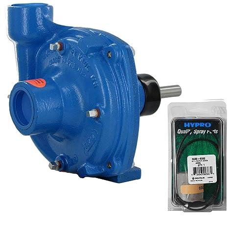 Amazon com: Hypro 9203C Cast Iron Centrifugal Pump with 3430-0332