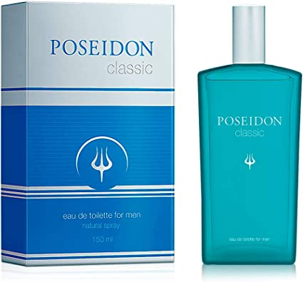Instituto Español Poseidon Classic Perfume Hombre 150 ml
