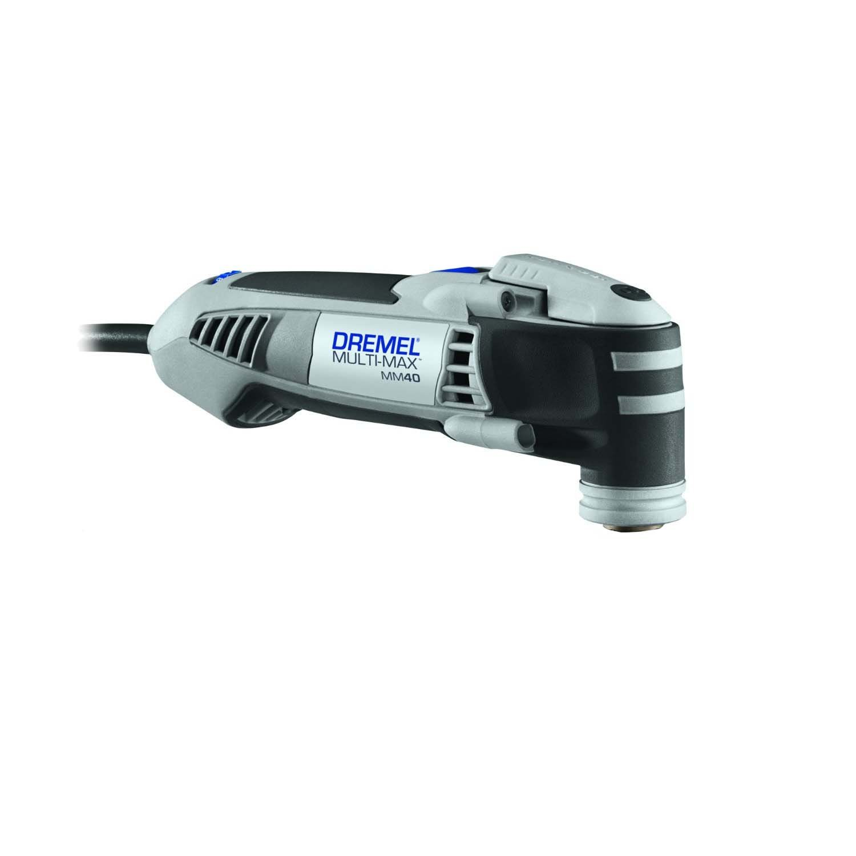 Dremel Multi-Max 2.5Amp Quick Lock Oscillating Tool Kit (Renewed)