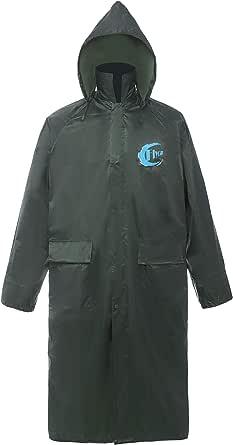 Sunpower Flycam Waterproof Rain Poncho Breathable Rain Cover Raincoat with Hoods