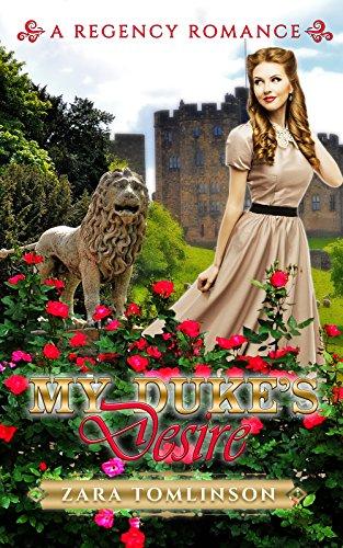 Romance Regency My Dukes Desire ebook product image