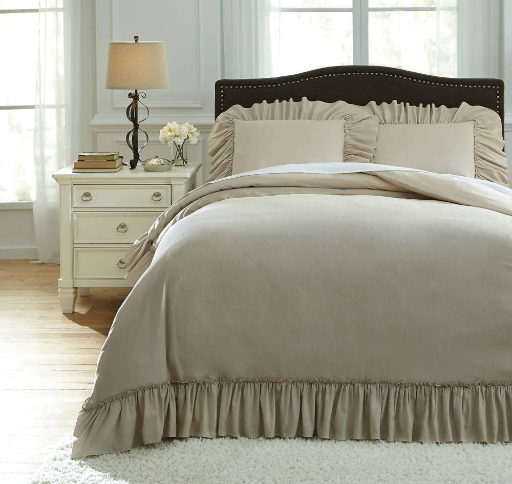 Ashley Furniture Signature Design - Clarksdale Duvet Cover Set