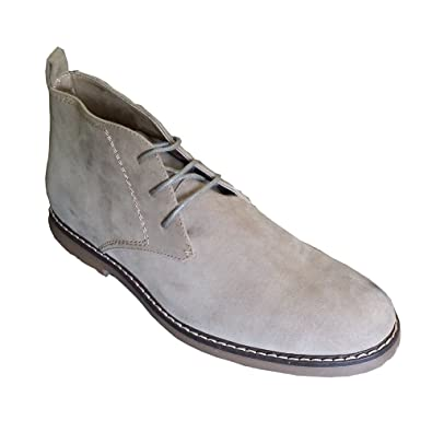 86b901182 Amazon.com | Miko Lotti Bf1302 Men's Chukka Lace Up Wilber Walk Oxford Shoes  | Boots