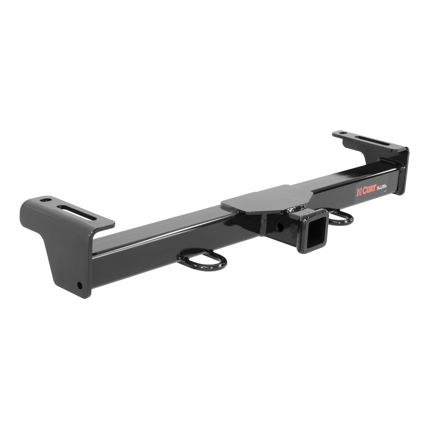 CURT 31077 Front Hitch with 2-Inch Receiver, Fits Select Nissan Titan XD