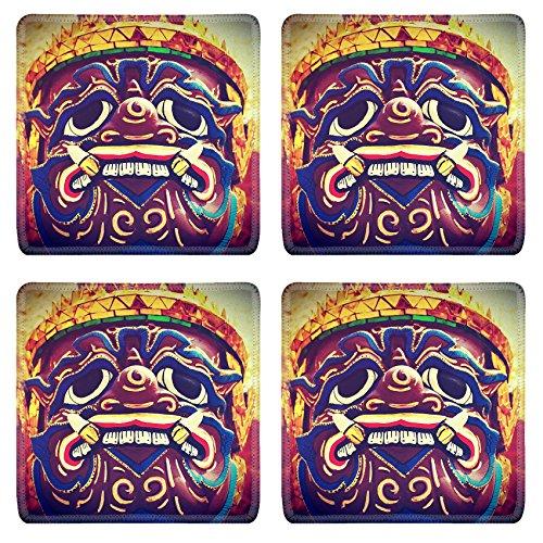liili-natural-rubber-square-coasters-image-id-28052506-thai-giant-guardian-or-yak-wat-phra-kaew-bang