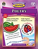 Poetry, Grades 3-4, Susan Mackey Collins, 1420690515