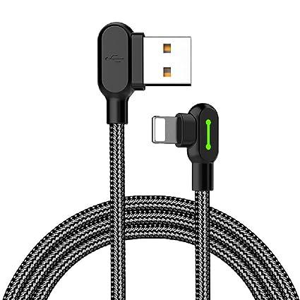Mcdodo Cable USB Lightning y adaptador con sincronización de datos ...