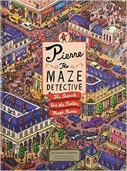 Descargar Epub Pierre The Maze Detective: The Search For The Stolen Maze Stone