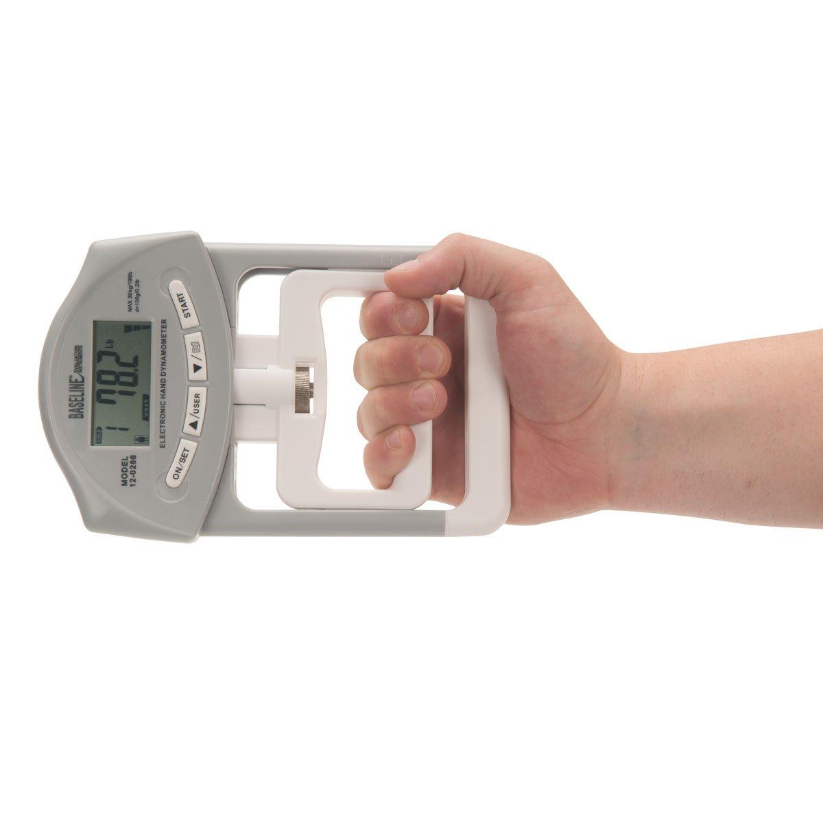 Fabrication Ent Baseline Smedley Digital Grip Tester by Baseline
