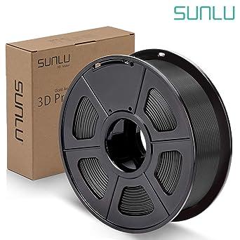 PLA Plus Filamento 1,75 mm SUNLU Impresora 3D Plumas 1KG PLA+ ...