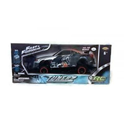 NKOK Fast and Furious R/C Tunerz Grey 1:6 Full Function Radio Control Car: Toys & Games