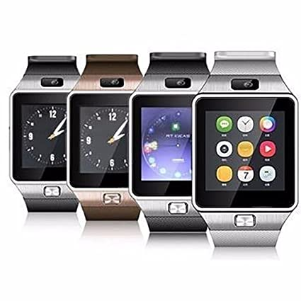ff8db2700f8 Smartwatch Dz09 Relógio Inteligente Bluetooth Gear Chip Android iOS ...